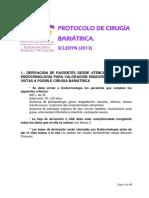 Protocolo cirugía bariátrica SCLEDYN 2013.pdf