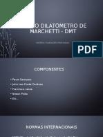 Trabalho Sobre fundações Dilátometro