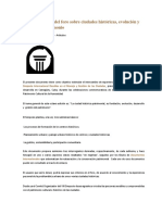 Documento base del foro sobre ciudades históricas(1)