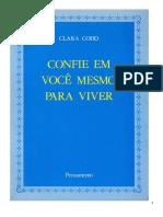 Codd, Clara - Confie em você mesmo para viver