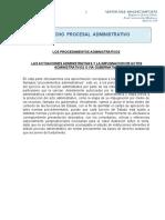 LOS PROCEDIMIENTOS ADMINISTRATIVOS Postgrados (1)