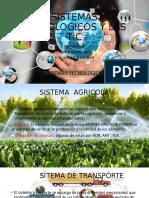 SISTEMAS TECNOLOGICOS Y LAS TIC