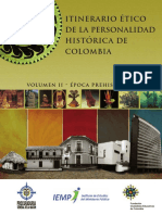 Epoca Prehispanica de Colombia