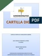 CARTILLA DE LEGISLACION 1 PARTE