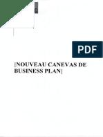 ANAPEC. NOUVEAU CANEVAS DE BUSINESS PLAN.pdf