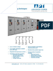 Utility Paralleling Switch Gear