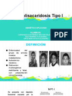 Mucopolisacaridosis Tipo I