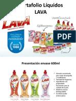 PRESENTACION LAVA JABON