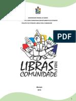LIBRAS PARA A COMUNIDADE - NIVEL I 2019.2-1