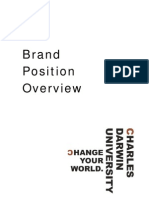 Brand Position Overview