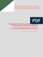 Bolivia EL MÉTODO DEL ESTUDIO DE CASOS COMO ESTRATEGIA METODOLÓGICA PARA DESARROLLAR HABILIDADES INVESTIGATIVAS EN LA FORMACIÓN DEL JURISTA.pdf