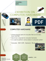 computer hardware (EXHIBITION FOR CLASSES 5,6,7,8,9)