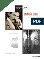 Gordon d. Friedlande - Garip Bir Deha Tesla