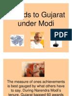 Awards to Gujarat