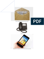 surat sebagai alat komunikasi kantor
