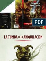 D&D - La Tumba de La Aniquilación