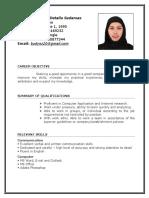 Ameera CV (1)