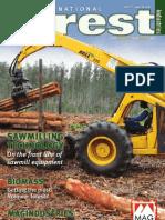 International Forest Magazine 2008