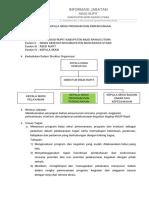 analisis jabatan kasie perencanaan RSUD rupit