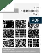The neighborhood unit..pdf