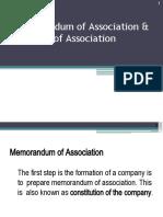 memorandumofassociationandarticlesofassociation-161113173702.pptx