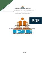 Língua Cabo-verdiana - da Oficialização à Transição para Lín.pdf
