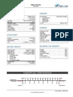 A321X Flight Checklist.pdf