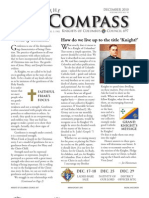 The Compass December 2010 from Knights of Columbus Council 697