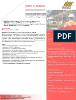 CERTIFICATE IN MEASUREMENT OF BUILDING WORKS 2020