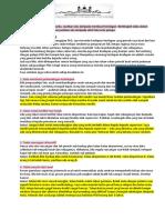 17 Kesalahan Ketika PhD