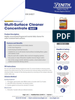 TIS SA01 Safe Dose Multi Surface Cleaner Concentrate.pdf