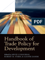 (Oxford Handbooks) Arvid Lukauskas, Robert M. Stern, Gianni Zanini - Handbook of Trade Policy for Development-Oxford University Press (2013).pdf