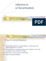 Asset Securitisation Introduction for IIMC ICSI
