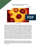 Coronavirus de Wuhan, Cambio Climático y Crisis Civilizatoria
