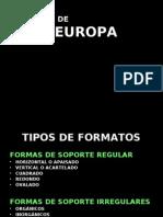 Reportaje Visual de Europa