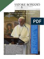 L'Osservatore Romano 14.03.2020