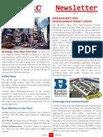 NYCRC Newsletter November 2010