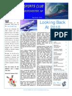 Sea Swells December 2010 Issue