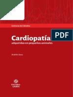 Cardiopatías adquiridas en pequeños animales