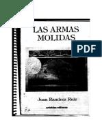 Juan Ramírez Ruiz,  poemas de Las armas molidas