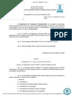 RESOLUCAO (COUN) n 111, de 30-07-2019.