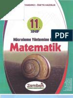 ZAMBAK 11.Snf Matematik KA-Ck