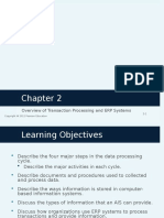 Overview of Transaction Processing and Enterprise Resource Planning Systems
