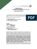 RESPUESTAS EXAMEN DE MEDICINA INTERNA ENARM 2018