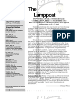 Lamppost 12 1 10