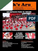 Jak'e Aru Jul 2019, AJP Peru
