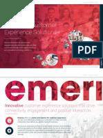 Emerico Product Brochure