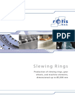 03_Slewing Ring - Leaflet