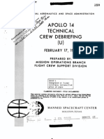 Apollo 14 Technical Debriefing