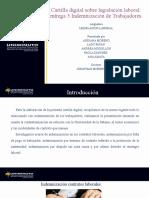 Actividad 10 -  Cartilla digital - Indemnización de Trabajadores.pptx